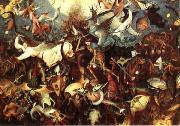 Pieter Bruegel The Fall of the Rebel Angels china oil painting reproduction