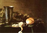 Pieter Claesz Still-life china oil painting reproduction