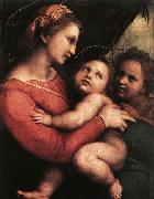 RAFFAELLO Sanzio Madonna della Tenda china oil painting reproduction