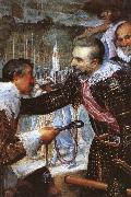 VELAZQUEZ, Diego Rodriguez de Silva y Detail of  Conquer Buleida china oil painting reproduction