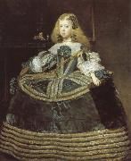 VELAZQUEZ, Diego Rodriguez de Silva y Princess china oil painting reproduction