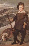 VELAZQUEZ, Diego Rodriguez de Silva y Detail of Prince china oil painting reproduction