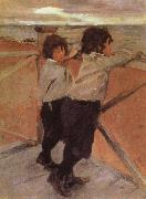 Valentin Serov The Children china oil painting reproduction