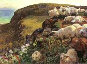 William Holman Hunt Our English Coasts china oil painting reproduction
