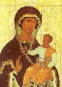 unknow artist The Mother of God Hodigitria china oil painting reproduction