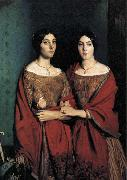unknow artist The Artist-s Sisters china oil painting reproduction