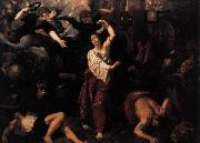 unknow artist The Martyrdom of St Catherine of Alexandria china oil painting reproduction