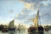 Aelbert Cuyp The Maas at Dordrecht china oil painting reproduction