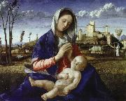BELLINI, Giovanni angens madonna china oil painting reproduction