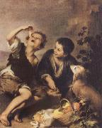 Bartolome Esteban Murillo The Pie Eaters china oil painting reproduction