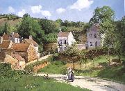 Camille Pissarro Pang plans Schwarz, hidden hills homes china oil painting reproduction