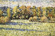 Camille Pissarro Landscape under the sun china oil painting reproduction