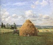 Camille Pissarro Buy Haystack china oil painting reproduction