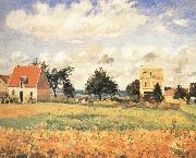Camille Pissarro Hung housing china oil painting reproduction