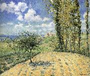 Camille Pissarro Spring scenery china oil painting reproduction