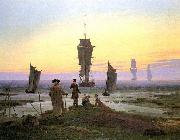 Caspar David Friedrich The Stages of Life china oil painting reproduction