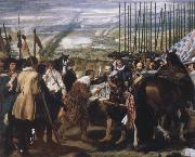 Diego Velazquez The Surrender of Breda china oil painting reproduction