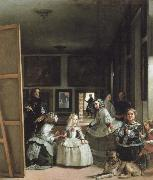 Diego Velazquez las meninas china oil painting reproduction