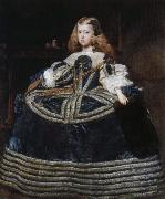 Diego Velazquez margarita teresa i bla klanning china oil painting reproduction