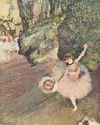 Edgar Degas Dancer with a Bouquet of Flowers china oil painting reproduction