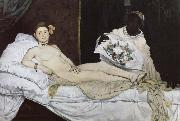 Edouard Manet Olympia china oil painting reproduction