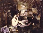 Edouard Manet le dejeuner sur l herbe china oil painting reproduction
