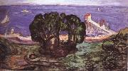 Edvard Munch Sea china oil painting reproduction