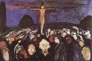 Edvard Munch Jesus china oil painting reproduction
