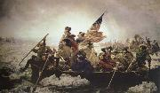 Emanuel Gottlieb Leutze washington crossing the delaware china oil painting reproduction