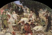 Ford Madox Brown work china oil painting reproduction