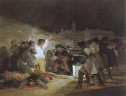 Francisco Goya the third of may 1808 china oil painting reproduction