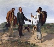 Gustave Courbet The Meeting china oil painting reproduction