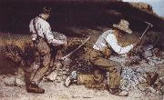 Gustave Courbet The StoneBreakers china oil painting reproduction
