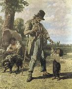 Gustave Courbet Beggar china oil painting reproduction