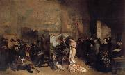 Gustave Courbet The Studio of the Painter china oil painting reproduction