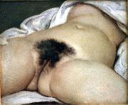 Gustave Courbet The Origin of the World china oil painting reproduction