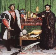 Hans holbein the younger the ambassadors china oil painting reproduction