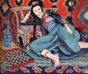 Henri Matisse Ladies and Turkey chair china oil painting reproduction