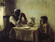 Henry Ossawa Tanner Thanksgiving poor china oil painting reproduction
