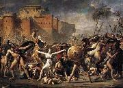 Jacques-Louis David The Intervention of the Sabine Women china oil painting reproduction
