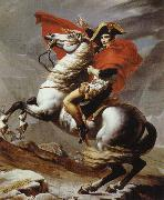 Jacques-Louis David napoleon bonaparte korsar alperna china oil painting reproduction
