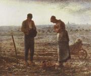 Jean Francois Millet l angelus china oil painting reproduction