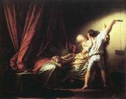 Jean-Honore Fragonard the bolt china oil painting reproduction