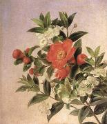Jensen Johan flowers china oil painting reproduction