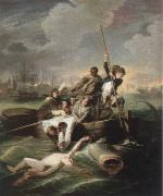 John Singleton Copley watson and the shark china oil painting reproduction