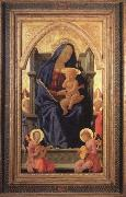 MASACCIO Virgin and Child china oil painting reproduction