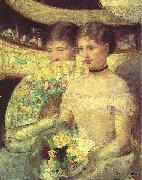 Mary Cassatt The Loge china oil painting reproduction