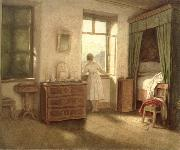 Moritz von Schwind the morning hour china oil painting reproduction