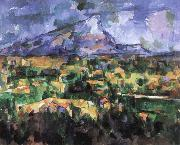 Paul Cezanne mont sainte victoire china oil painting reproduction
