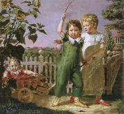Philipp Otto Runge the hulsenbeck children china oil painting reproduction